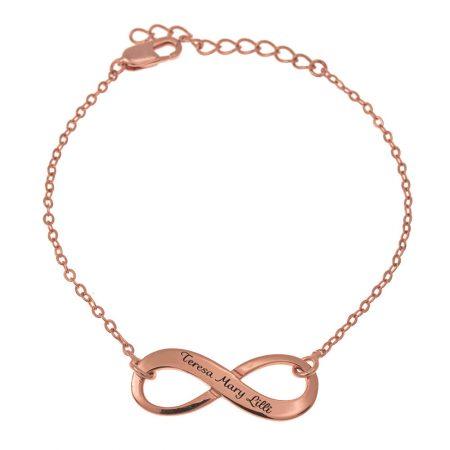Mother Infinity Bracelet