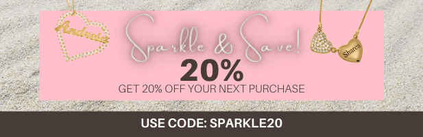 Sparkle and save mobile banner