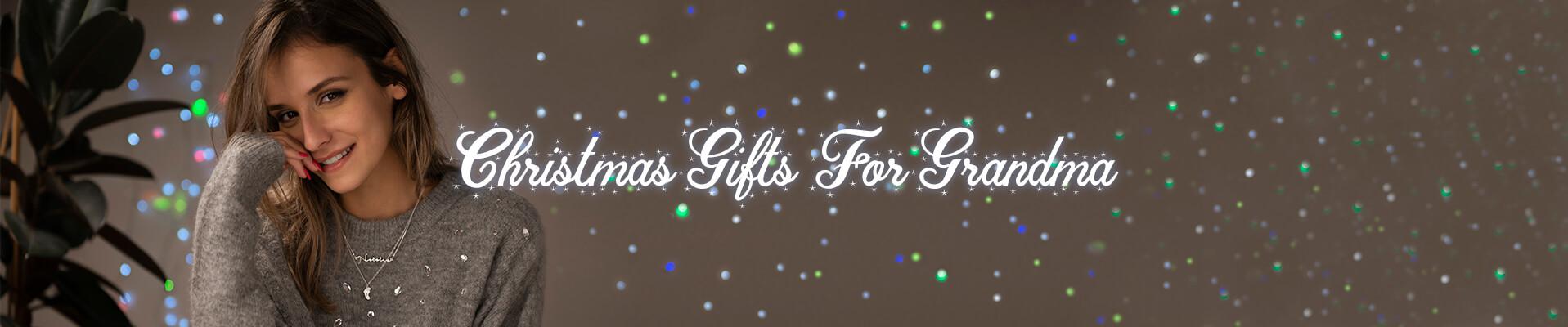 Christmas gifts for grandma new