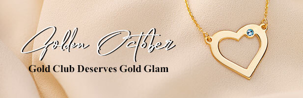 Golden October mobile banner