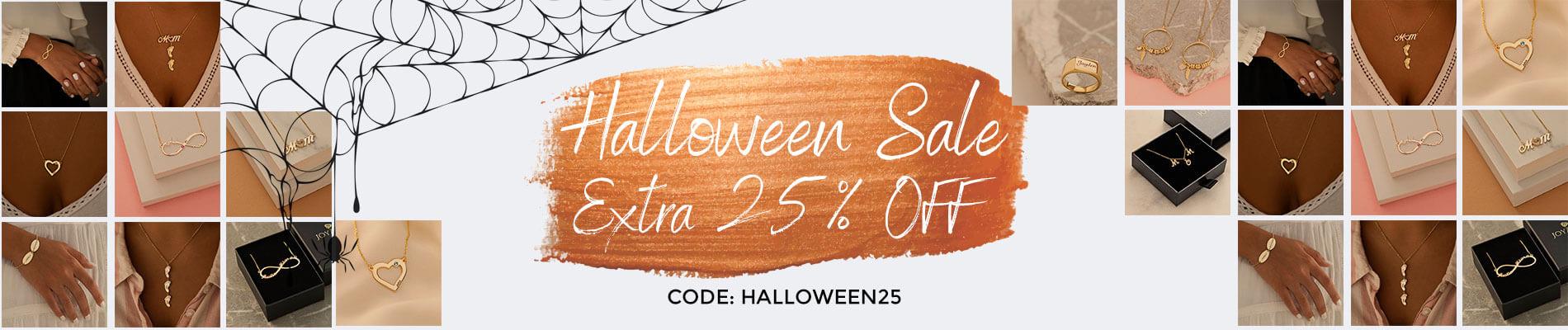 Halloween desktop banner