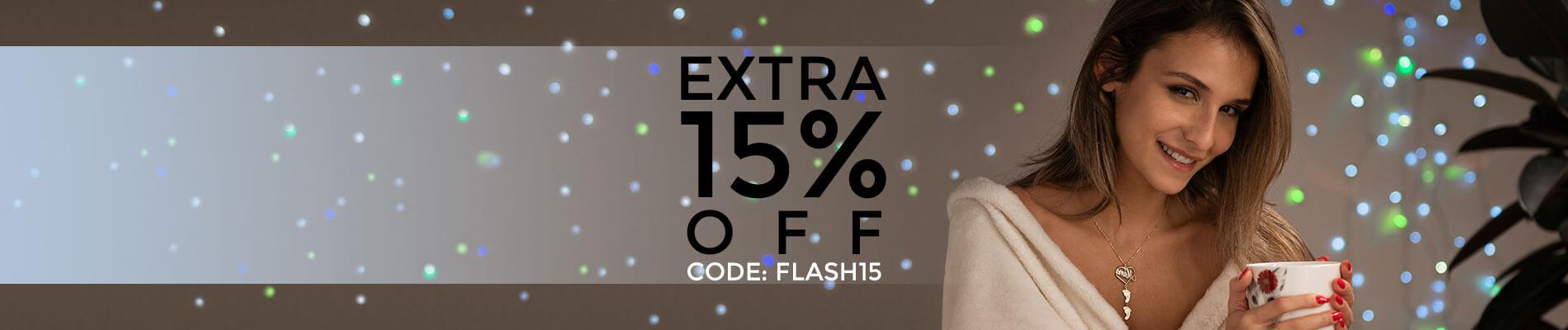 Flash Sale top banner desktop