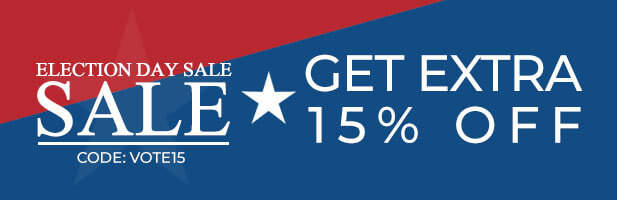 Election day top banner mobile