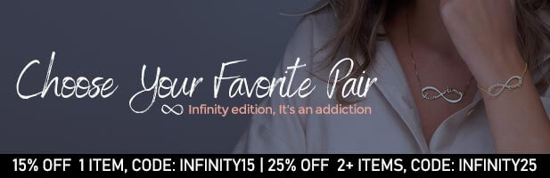 Infinity edition top banner mobile